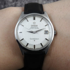 オメガ OMEGA Constellation Piepan 168.025:画像6