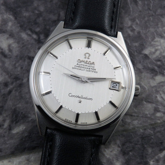 オメガ OMEGA Constellation Piepan 168.025