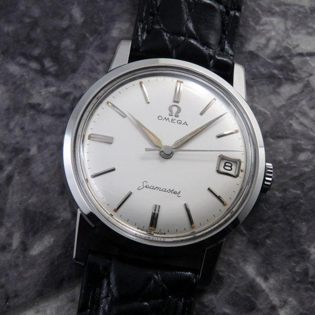 OMEGA 60's Seamaster Date Ref.14384