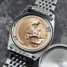 OMEGA 1970's アンティーク 腕時計 シルバーダイヤル 純正ステンレスブレス:画像5