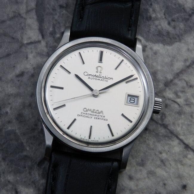オメガ 1970s Constellation Chronometer OMEGA コンステレーションクロノメーター アンティーク