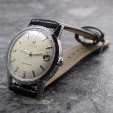 オメガ SEAMASTER シーマスター オリジナル ダイヤル REF.14746-1SC Cal.503 自動巻 1961年製:画像1