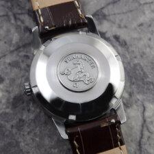 オメガ SEAMASTER シーマスター オリジナル ダイヤル REF.14746-1SC Cal.503 自動巻 1961年製:画像4