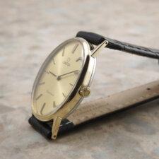 OMEGA 70's レディースアンティーク 腕時計 希少 オーバル ラージ ケース:画像2