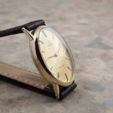 OMEGA 70's レディースアンティーク 腕時計 希少 オーバル ラージ ケース:画像3