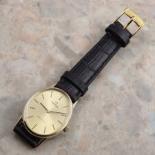 OMEGA 70's レディースアンティーク 腕時計 希少 オーバル ラージ ケース:画像4