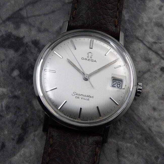 オメガ 1960's Seamaster 1960年代 シーマスター アンティーク 時計