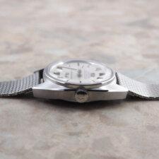 OMEGA コンステレーション Cライン ジェラルドジェンタ 前期型 レディースウォッチ オリジナル絹目ダイヤル 自動巻 希少:画像2
