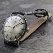 1960's OMEGA シーマスター 1960年代 アンティーク腕時計:画像1