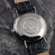 1960's OMEGA シーマスター 1960年代 アンティーク腕時計:画像4