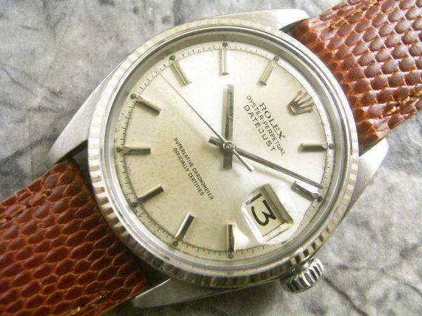 size 40 48053 a0fde ROLEX・ロレックス Ref.1601 デイトジャスト フルーテッドベゼル ...