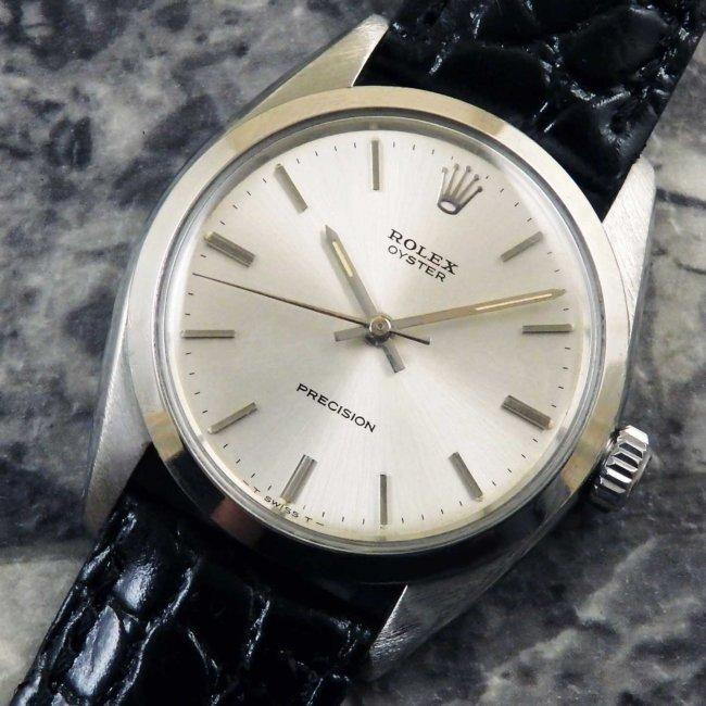 buy online 82b59 05aae ROLEX ロレックス/OYSTER オイスター ノンデイト Ref.6426 1965 ...