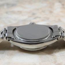 ロレックス オイスター プレシジョン エンジンターンドベゼル アンティーク時計 レディース:画像3