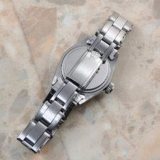 ロレックス オイスター プレシジョン エンジンターンドベゼル アンティーク時計 レディース:画像5