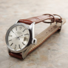 ロレックス ROLEX オイスターパーペチュアルデイト 6516 アンティーク 時計 レディース:画像1