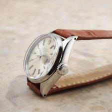 ロレックス ROLEX オイスターパーペチュアルデイト 6516 アンティーク 時計 レディース:画像2