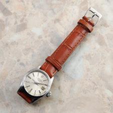ロレックス ROLEX オイスターパーペチュアルデイト 6516 アンティーク 時計 レディース:画像4
