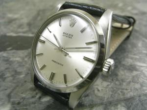 ロレックス オイスター 6426 シルバーフェイス 1974年:画像1