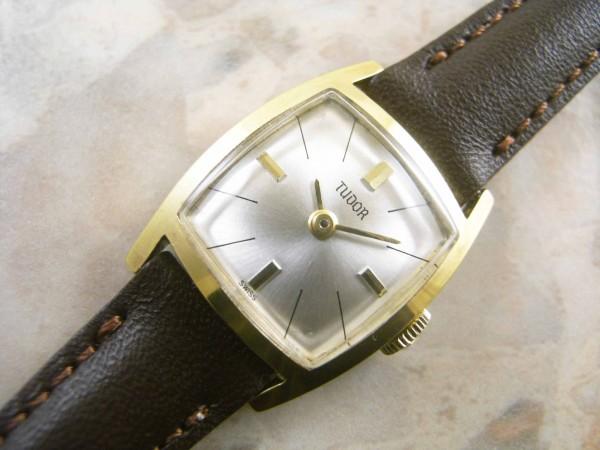 TUDOR レディース アンティーク 腕時計