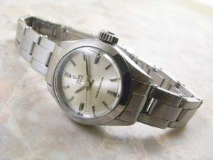 チュードル(TUDOR) オイスター 小バラ  レディースサイズ アンティーク 時計:画像1