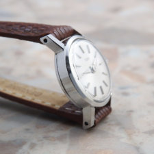 アンティーク チュードル レディース 腕時計 シルバーダイヤル アルファハンド:画像3