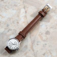 アンティーク チュードル レディース 腕時計 シルバーダイヤル アルファハンド:画像4