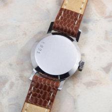 アンティーク チュードル レディース 腕時計 シルバーダイヤル アルファハンド:画像5