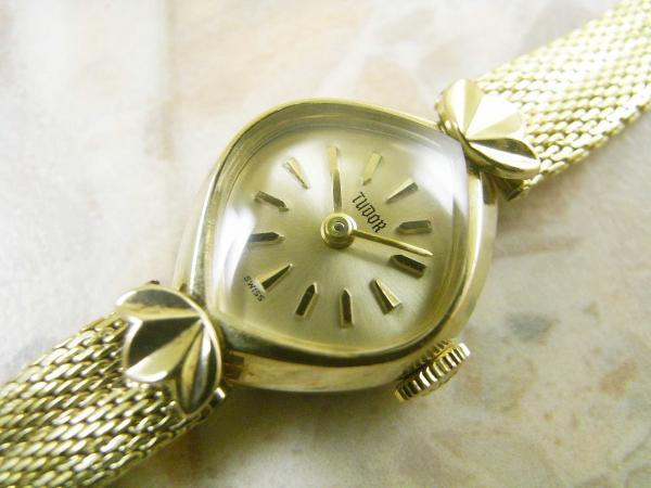 buy online e2273 2c562 チュードル・TUDOR アンティーク レディースウォッチ・腕時計 ...
