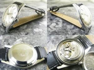 ゼニス ZENITH キャプテン アンティーク メンズ 腕時計:画像2
