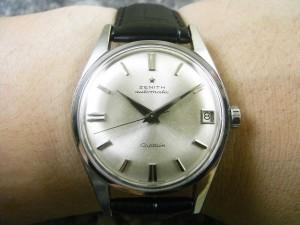 ゼニス ZENITH キャプテン アンティーク メンズ 腕時計:画像3
